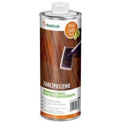 Zabezpieczenie drewnianych podłóg WAX CARE PLUS 1 l BARLINEK