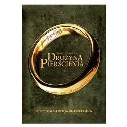 WŁADCA PIERŚCIENI DRUŻYNA PIERŚCIENIA - EDYCJA ROZSZERZONA (2 DVD) GALAPAGOS Films 7321909323759