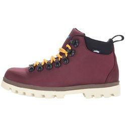 Native Shoes Fitzsimmons Treklite Ankle boots Czerwony 36 Przy zakupie powyżej 150 zł darmowa dostawa.
