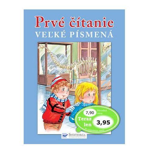 Pozostałe książki, Prvé čítanie Vežké písmená