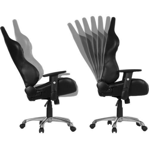 Fotele dla graczy, BIAŁY SPORTOWY FOTEL BIUROWY GABINETOWY DLA GRACZA - Biały 2390 (-24%)