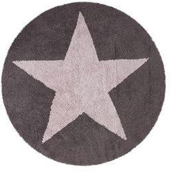 Dywan bawełniany REVERSIBLE STAR - różne kolory - Lorena Canals różowy