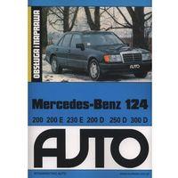 Biblioteka motoryzacji, Mercedes-Benz 124 (opr. miękka)