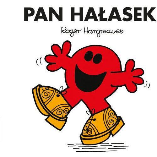 Książki dla dzieci, Pan Hałasek - Praca zbiorowa (opr. broszurowa)