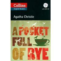 Literatura młodzieżowa, A Pocket Full of Rye (+CD) (opr. miękka)