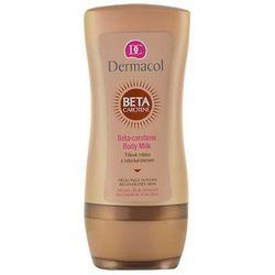 Dermacol Beta-Carotene Body Milk 200ml W Opalanie Balsam po opalaniu z beta-karotenem