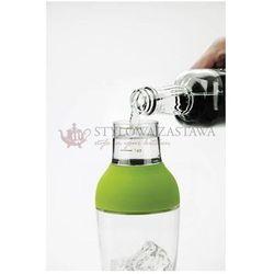 Shaker szklany zielony MSC