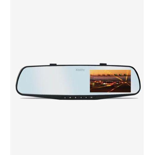Rejestratory samochodowe, Xblitz Mirror