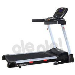 York Fitness T1 Platinum + PAS PIERSIOWY DO POMIARU TĘTNA - produkt w magazynie - szybka wysyłka!