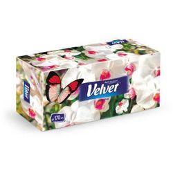 VELVET 170szt Original Chusteczki higieniczne pudełko