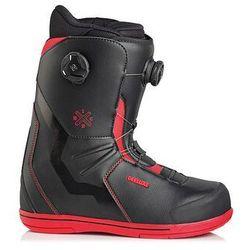 buty snowboardowe DEELUXE - IDxHC Boa Focus PF black/red (3927) rozmiar: 41