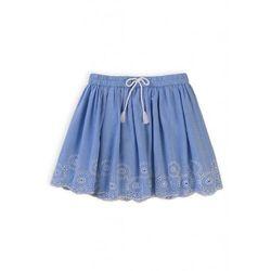 Bawełniana spódniczka dziewczęca 3Q40A8 Oferta ważna tylko do 2031-04-15
