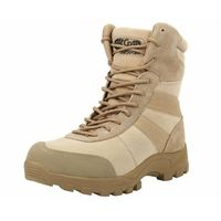 Trekking, Buty Checkpoint Outdoor 8'' Zamsz Coyote (45 _ _) - coyote
