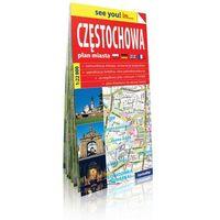 Przewodniki turystyczne, Częstochowa. Plan miasta 1:22 000 (opr. miękka)