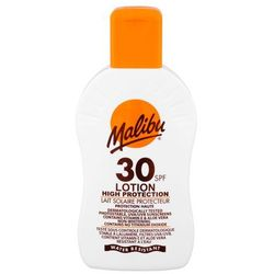 Malibu Lotion SPF30 preparat do opalania ciała 200 ml unisex