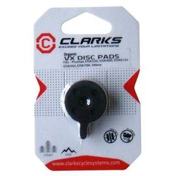 Okładziny hamulcowe CLARK'S PROMAX (DSK320, DSK400, DSK610J, DSK50J, DSK700, XNine) organiczne
