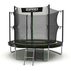 Trampolina ogrodowa Zipro z siatką wewnętrzną 8FT 252 cm
