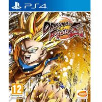 Gry na PS4, Dragon Ball FighterZ (PS4)