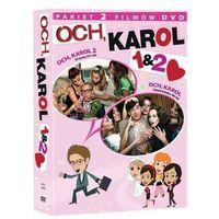 Filmy komediowe, OCH KAROL 1&2 PAKIET (2 DVD) GALAPAGOS Films 7321997500056