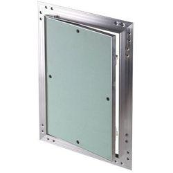 Klapa rewizyjna aluminiowa Awenta z płytą g-k 30 x 60 x 1,25 cm