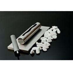Biokominek Globmetal stołowy Stainless INOX, nierdzewny