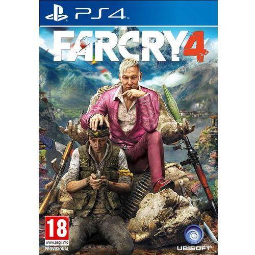 Gry na PlayStation 4, Far Cry 4 (PS4)