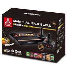 Konsola AtGames Atari Flashback 8 Gold HD - BEZPŁATNY ODBIÓR: WROCŁAW!