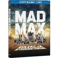 Thrillery, Mad Max. Kolekcja wysokooktanowa (Blu-ray) - George Miller DARMOWA DOSTAWA KIOSK RUCHU