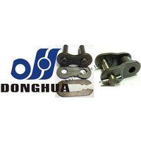 Pozostałe artykuły przemysłowe, Półogniwo złączne łańcuch 16B-1 DONGHUA Solidny