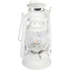 Lampa naftowa 24 cm biała