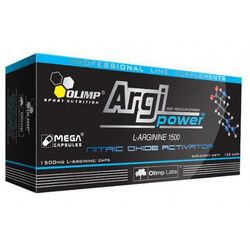 Argi Power 1500 120 kapsułek - MEGA SILNA EREKCJA