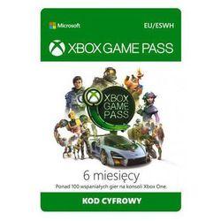 MICROSOFT Xbox GamePass 6 Miesięcy