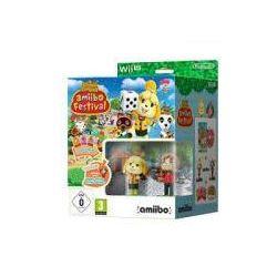 Animal Crossing amiibo Festival + 2 amiibo + 3 karty WiiU