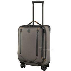 """Victorinox Lexicon 2.0 mała poszerzana walizka kabinowa 29/56 cm na laptopa 17"""" i tablet 10'' / szara - Grey"""