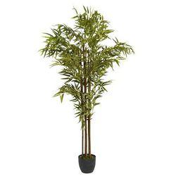 Roślina sztuczna w doniczce BAMBUS 180 cm x 70 cm