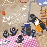 Książki dla dzieci, Zwierzaki-wierszaki (opr. kartonowa)