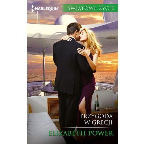 E-booki, Przygoda w Grecji - Elizabeth Power