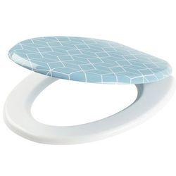 Deska WC Palmi MDF sześciany