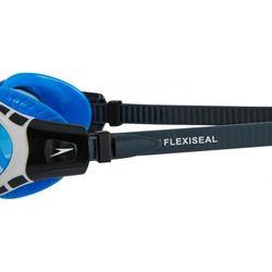 speedo Futura Biofuse Flexiseal Okulary pływackie szary/niebieski 2019 Okulary do pływania