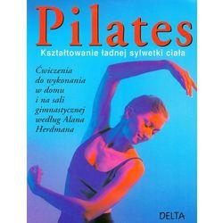 Pilates kształtowanie ładnej sylwetki (opr. miękka) WYPRZEDAŻ - Publikacje wydane przed 2011 rokiem z atrakcyjnymi RABATAMI 30-50%! Środki w stanie idealnym!