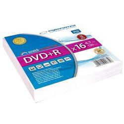 DVD+R ESPERANZA 4,7 GB X 16 KOPERTA 10SZT. 1326 - odbiór w 2000 punktach - Salony, Paczkomaty, Stacje Orlen