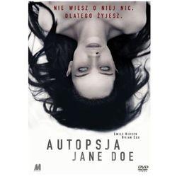 Autopsja Jane Doe (DVD) + Książka