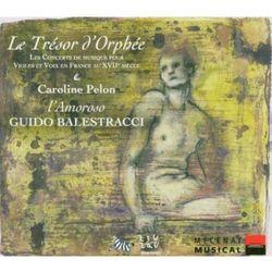 Ensemble L'amoroso - Le Tresor D'orphee
