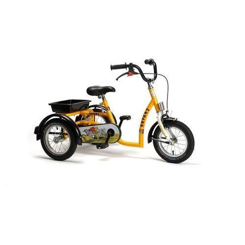 Rowerki klasyczne dla dzieci, Rower trójkołowy rehabilitacyjny SAFARI (dla chłopców 3-7lat) Vermeiren