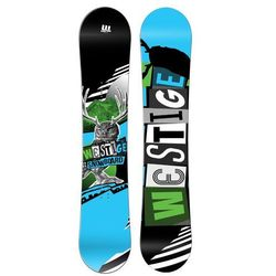Westige snowboard Max Blue 161, model 15/16