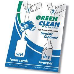 Green Clean zestaw szpatułek mokra/sucha do pełnoklatkowej matrycy 100 szt. Dostawa GRATIS!