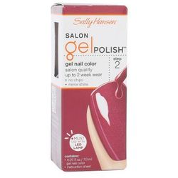 Sally Hansen Salon Gel Polish Step 2 lakier do paznokci 7 ml dla kobiet 230 Wine Not