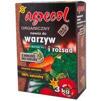 Odżywki i nawozy, Agrecol Nawóz organiczny do warzyw i rozsad 3 kg