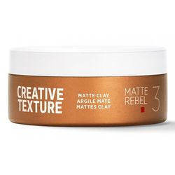 Goldwell StyleSign Creative Texture Matte Rebel | Glinka matująca 75ml