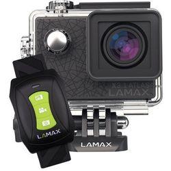 Kamera sportowa LAMAX Action X3.1 Atlas + Zamów z DOSTAWĄ JUTRO! + DARMOWY TRANSPORT!
